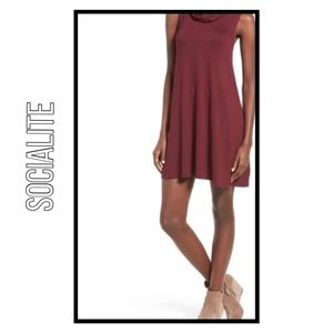 Socialite Perfect Casual Swing Dress